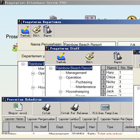 Fingerprint-Software