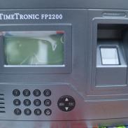 Mesin Absensi Fingerprint TimeTronic FP2200